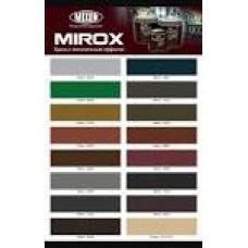 Фарба металік зелена 6000 1л. Mixon Mirox