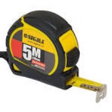 61-5019 Рулетка з магнітами 5м 19мм, 2 фіксатора
