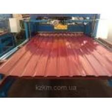 Профнастил ПС-10 8019 мат 1,7метра