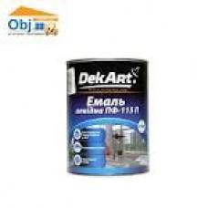 DekArt Емаль ПФ-115 Блакитна 0,9кг