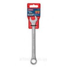 48-215 Ключ ріжково-накидний 21мм Cr-V