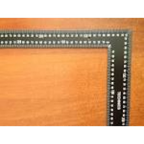 15-505 Кутник будівельний металевий 500мм
