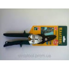 45-022 Ножниці по металу прямий різ 250мм Cr-V Master