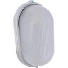 Світильник 0201 білий 100Вт овал АСКО