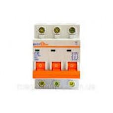 Авт вимикач E-NEXT stand 1п 50А С 4,5кА