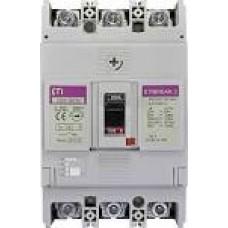 Авт вимикач E-NEXT stand 3п 50А C 4.5кА