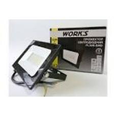 Прожектор LED FL30S SMD 30Вт WORKS