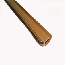Кут зовнішній 3м шоколад