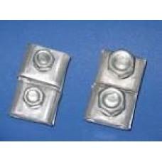 Зажим плашечний алюмін 6-35мм ПА1-1