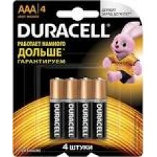 Батарейка DURACELL  LR03/MN2400 AAA 2400мАч (1шт.)