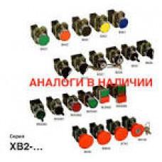Кнопка ХВ2-BS542 кнопка безпеки (Грибок