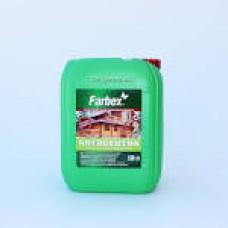 FARBEX Антисептик для деревяних поверхонь 10л.