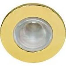 Світильник точковий R-80 золото
