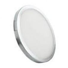 Світильник RIGHT HAUSEN круг SLIM LED PANEL 6W 4000K хром HN-234018