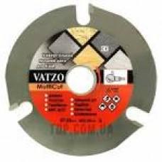 Універсальний пильний диск 3 зуба 125мм GRAFF