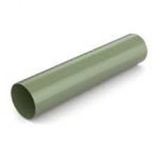 Труба водостічна L=3м.п. Bryza 90\коричневий