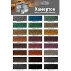 Фарба Хамертон молотк. 320 0,75л (зелена)