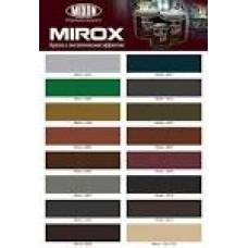 Фарба металік коричневий 8025 2.25л. Mixon Mirox