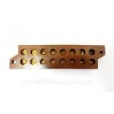 Клемна колодка №1  (2,5-4 мм2) (3001)