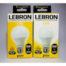 E27 Лампа LED  10W V-A60  куля 4100K 220V VELMAX  (00-20-12)