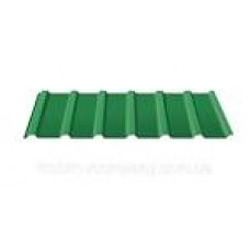 Профнастил ПК-10 6005 глян 0,4 зелен.