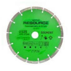 22-821 Алмазний диск 125мм SEGMENTED Resource