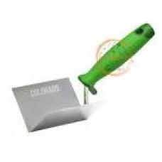 06-405 Мастерок штукатурний для внутрішніх кутів, 8х6х6см