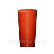 Сітка скловолокно 5х5,1м*50м,160г/кв,м помаранчева WORKS