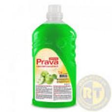 96-260 Рідина універсальна для миття Prava (лимон) 1л