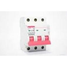 Авт вимикач E-NEXT stand 3п 20А C 4.5кА