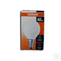 Лампа розжар. OSRAM P CL 40 E27 куля проз.