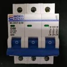Аско Авт вимикач ВА-2001 3п 16А